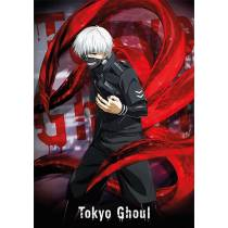 T-shirt unisex Takeposition T-cool λευκό Tokyo Ghoul, 900-1001