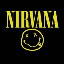 Ανδρική μπλούζα τιράντα Takeposition Nirvana μαύρο, 309-7503