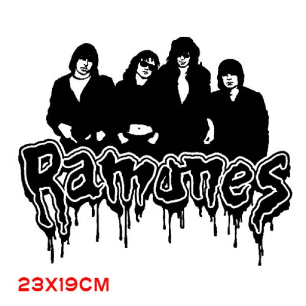 Μπλούζα φούτερ Takeposition Ramones forever, γκρι 311-7520