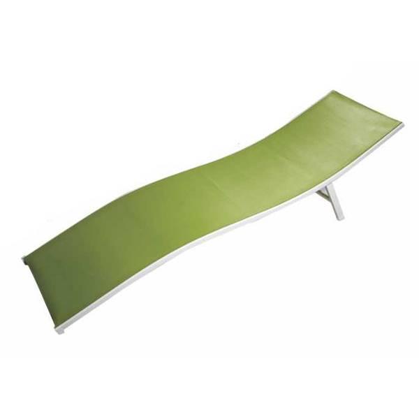 Ξαπλώστρα Μεταλλική Σταθερή, Zanna N.13013, Πράσινη, 21-00519.2