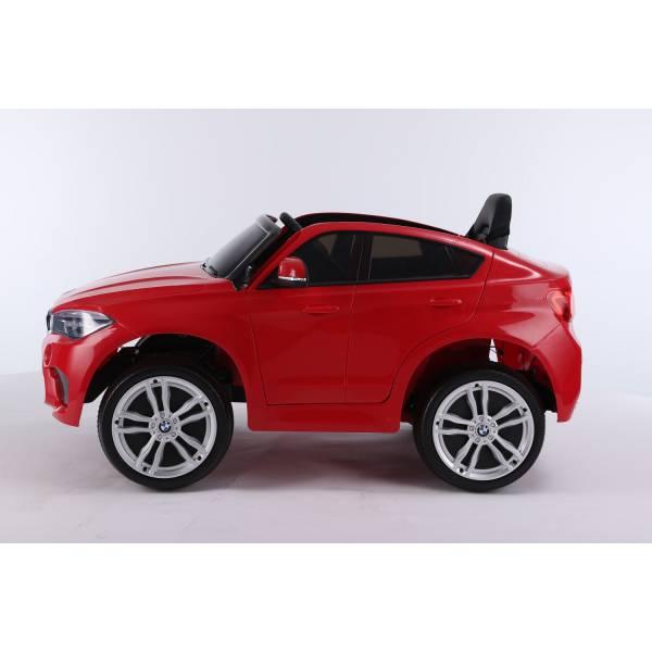 ΑΥΤΟΚΙΝΗΤΟ ΜΠΑΤΑΡΙΟΚΙΝΗΤΟ BMW R/C X6M 6V, 3-11 ΕΤΩΝ, ΧΕΙΡΙΣΤΗΡΙΟ ΤΗΛΕΚΑΤΕΥΘΗΝΣΗΣ, 8010253-2