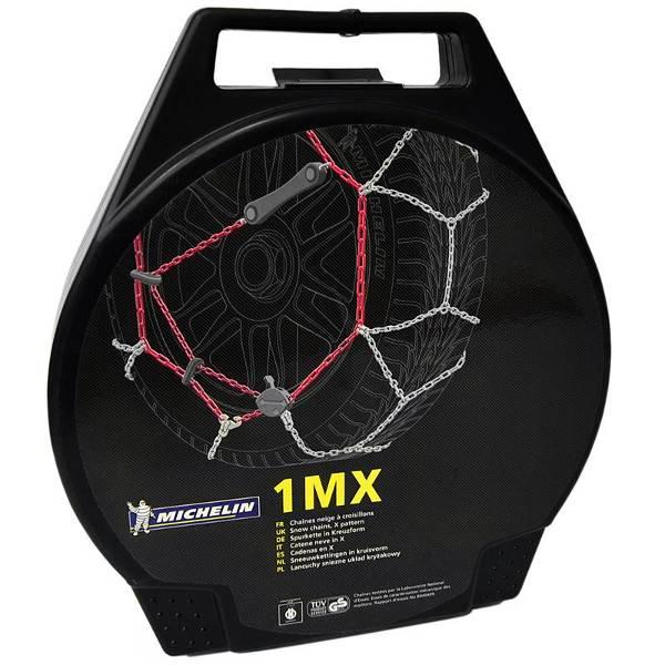 Αλυσίδες αυτοκινήτου MICHELIN 1MX, 9mm, για χαμηλωμένα, 11153