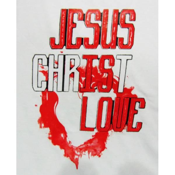 ΜΠΛΟΥΖΑ ΦΟΥΤΕΡ ΜΕ ΚΟΥΚΟΥΛΑ ΑΝΔΡΙΚΗ, TAKEPOSITION, JESUS IS LOVE, 6 ΧΡΩΜΑΤΑ, 314-5010